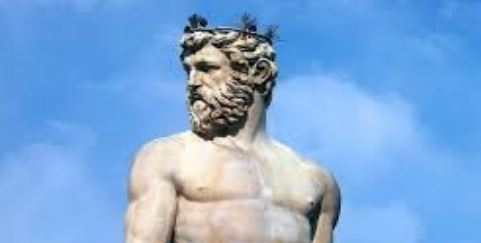 Zeus-dio-del-Olimpo