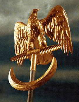 Aquila-di-legione-romana