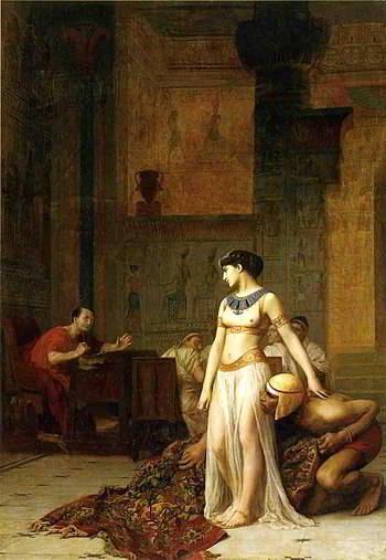 Cleopatra-e-Cesare