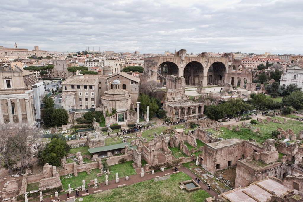Domus-Publica-Foro-Romano-Roma