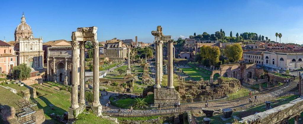 Foro-Romano-Roma