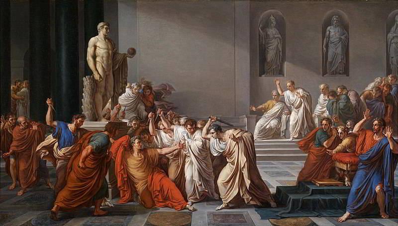 La-morte-di-Cesare-Vincenzo-Camuccini