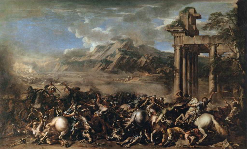 Salvator-Rosa-Heroic-Battle