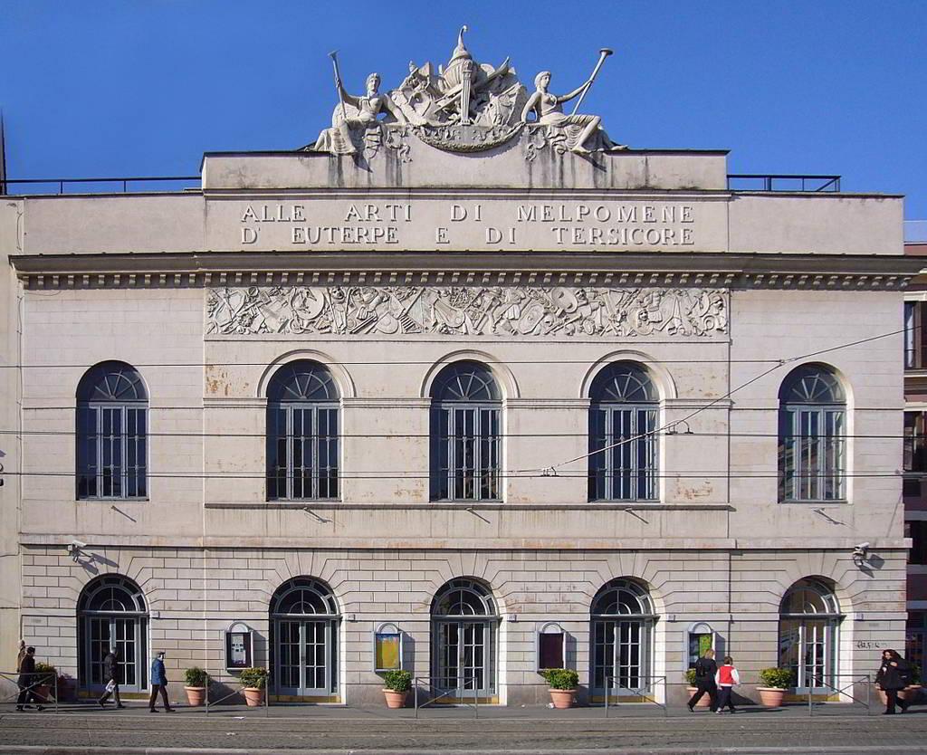 Teatro-Argentina-Roma