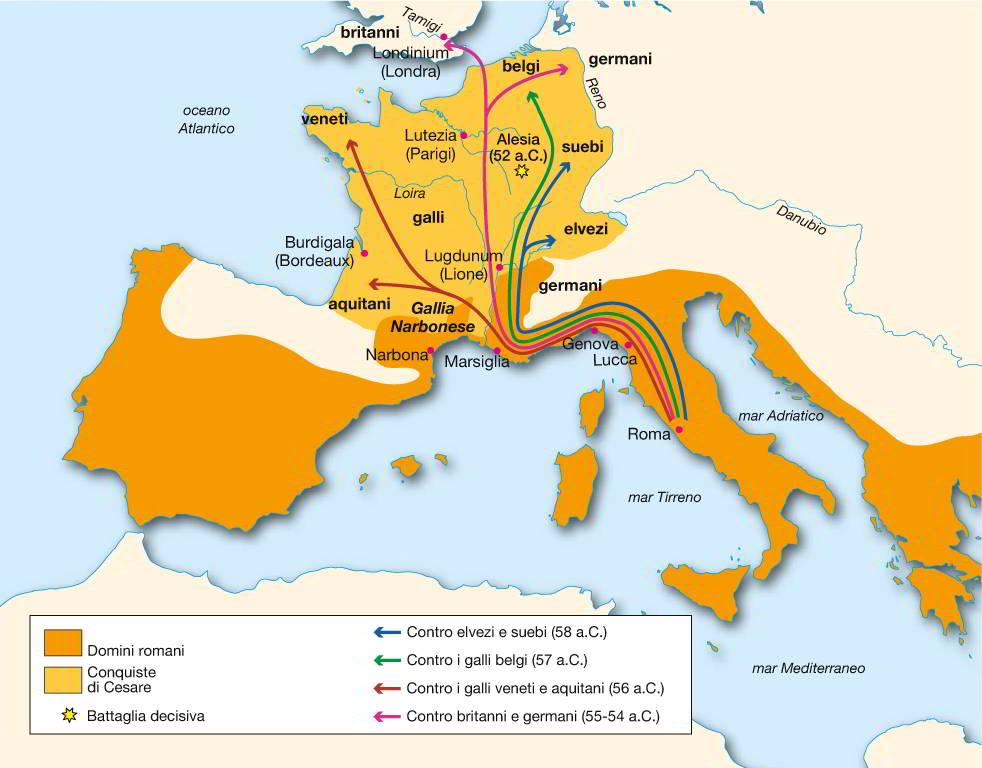 Unita-13-di-Cesare-Guerra-Gallica