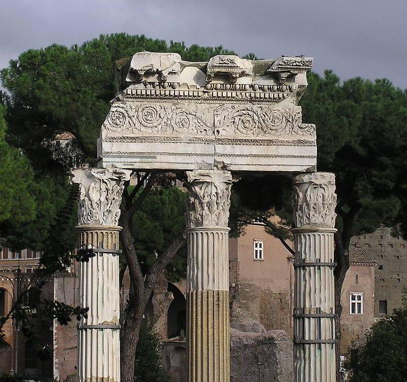 Venere-Genitrice-colonne