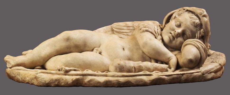 Cupido-domiente-Michelangelo