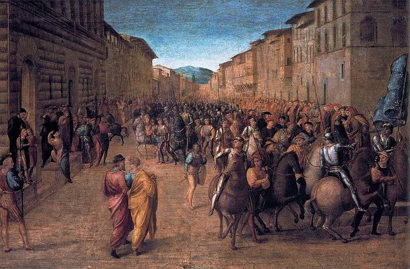 Francesco-Granacci-entrata-di-Carlo-VIII-a-Firenze