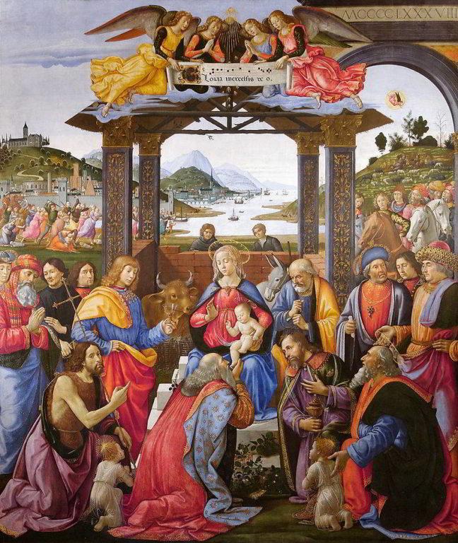 Ghirlandaio-Spedale-degli-Innocenti