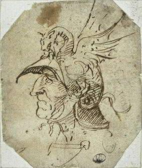 Michelangelo-disegno-giovanile