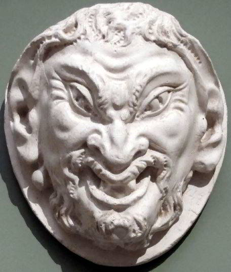 Testa-di-satiro-Michelangelo