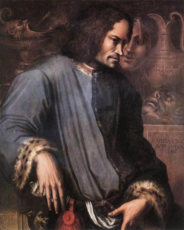 Vasari-Lorenzo-dei-Medici