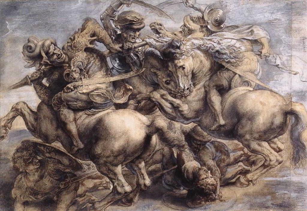 Battaglia-di-Anghiari-Rubens