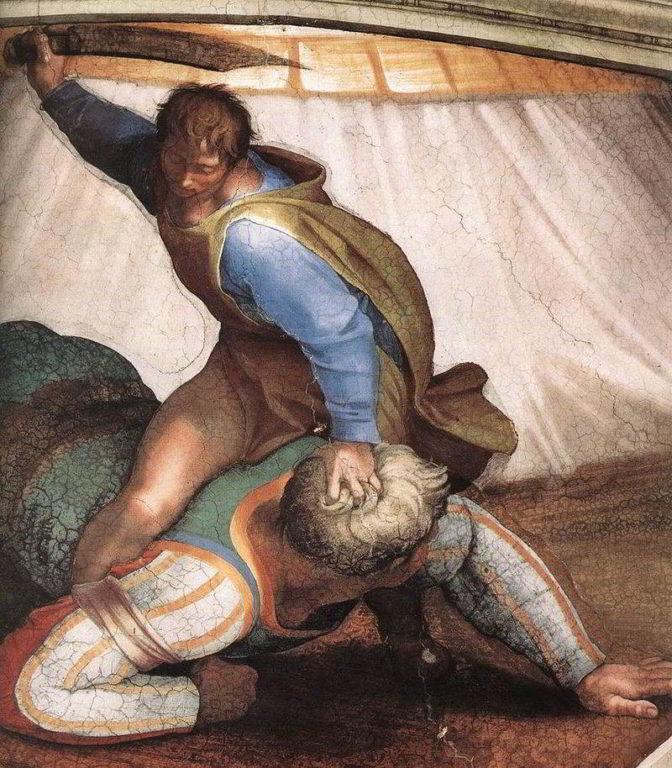 Davide-e-Golia