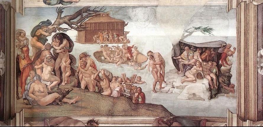 Il-Diluvio-Universale-Michelangelo
