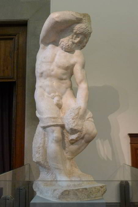 Michelangelo-schiavo-barbuto