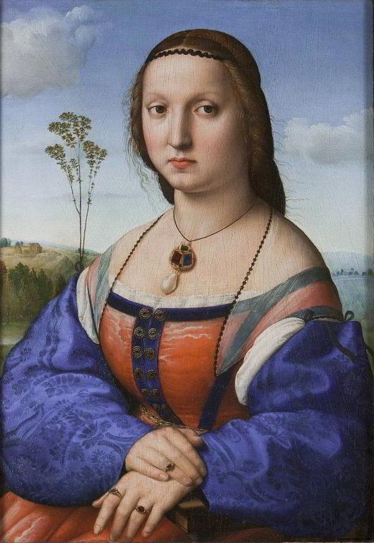 Ritratto-di-Maddalena-Strozzi