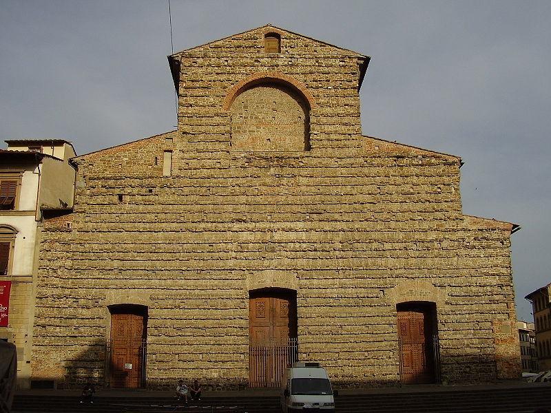 Basilica-di-San-Lorenzo-Firenze-Facciata