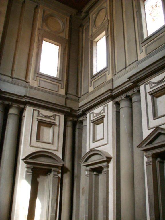 Biblioteca-Medicea-Laurenziana-vestibolo
