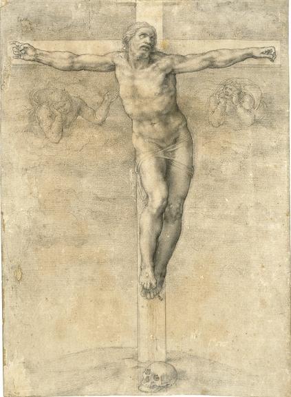 Crocifissione-per-Vittoria-Colonna-Michelangelo