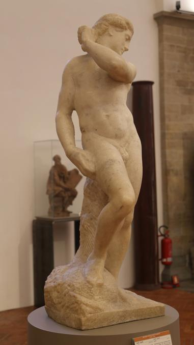 David-Apollo-Michelangelo-1530-32-Bargello-Firenze