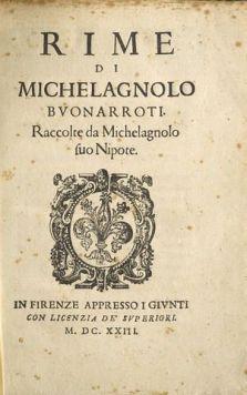 Rime-di-Michelangelo