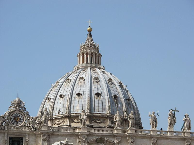 Cupola-basilica-di-San-Pietro