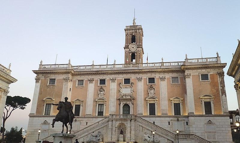 Palazzo-Senatorio-Roma