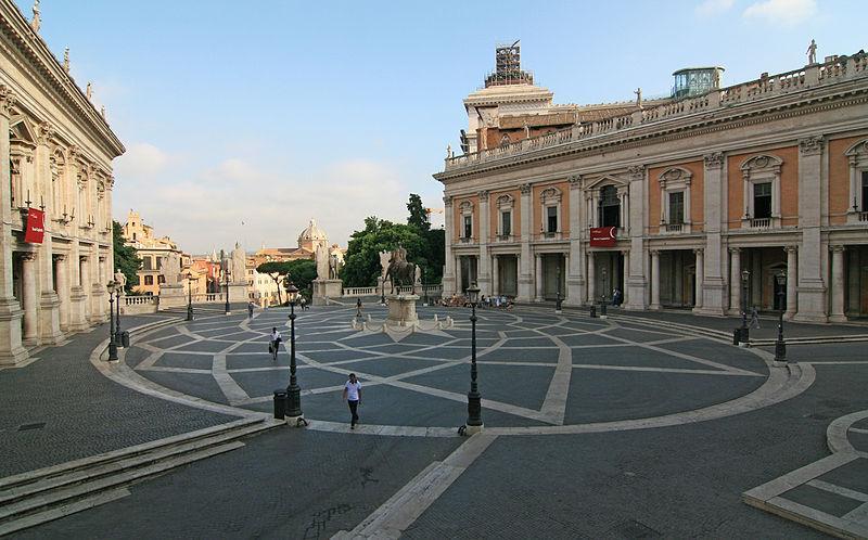 Piazza-del-Campidoglio-Roma