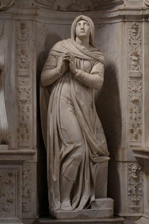 Rachele-tomba-di-Giulio-II-Michelangelo