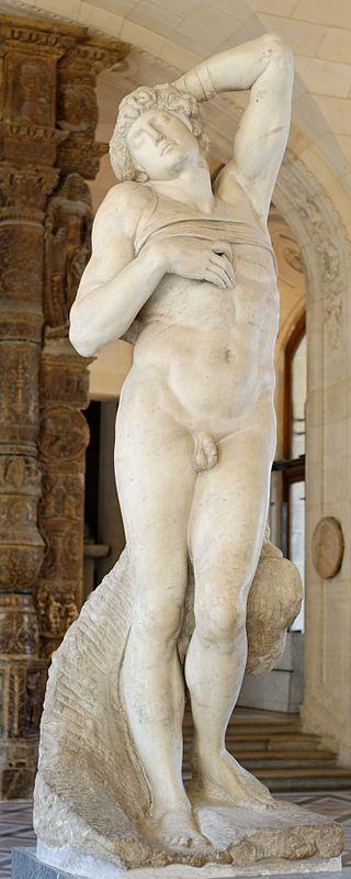 Schiavo-morente-Michelangelo-Louvre